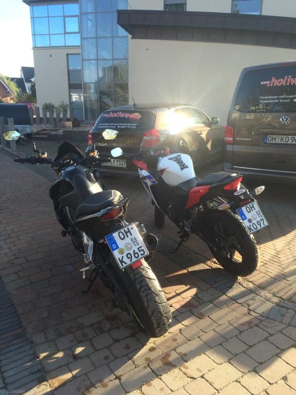holiweek - Bikers Welcome