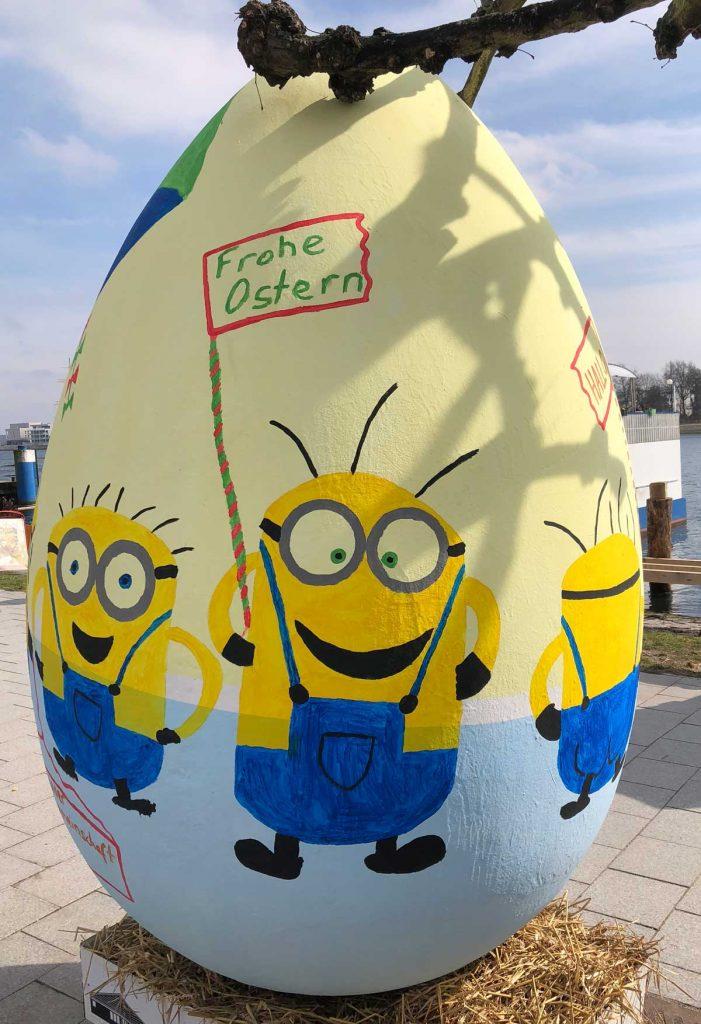 Frohe Ostern wünscht holiweek Timmendorfer Strand